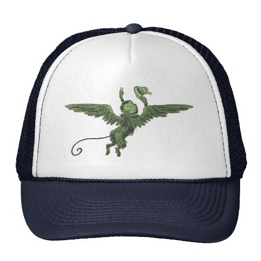 Flying Monkey, Wizard of Oz Trucker Hat