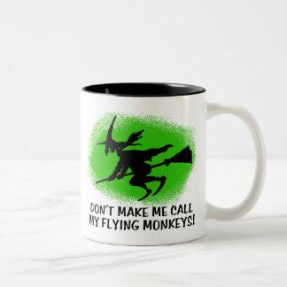 Flying Monkeys Coffee Mug