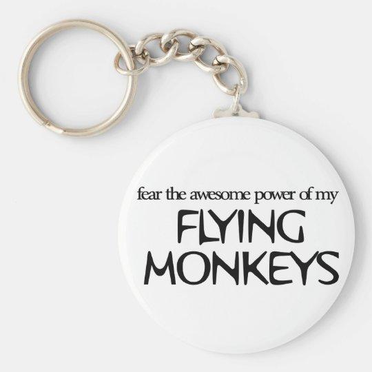 Flying Monkeys Keychain