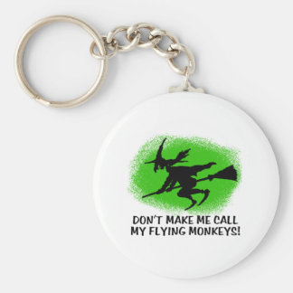 Flying Monkeys Keychain