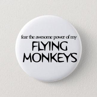 Flying Monkeys Pinback Button