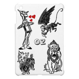 Flying Monkeys Tin Man Wizard of Oz Toto ipad mini iPad Mini Cover