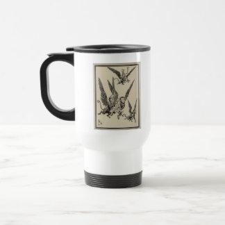 Flying Monkeys Travel Mug