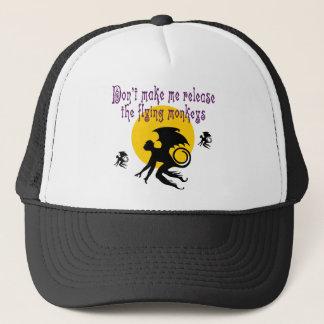 Flying Monkeys Trucker Hat