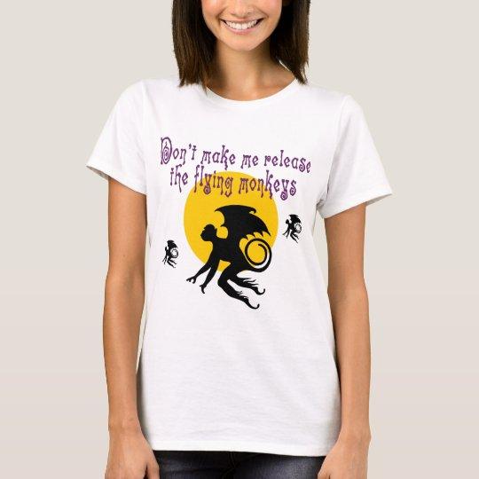 Flying Monkeys Tshirt