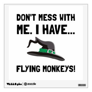 Flying Monkeys Wall Decor