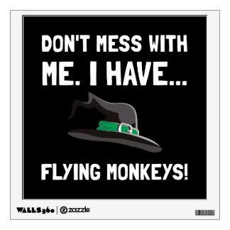 Flying Monkeys Wall Skins