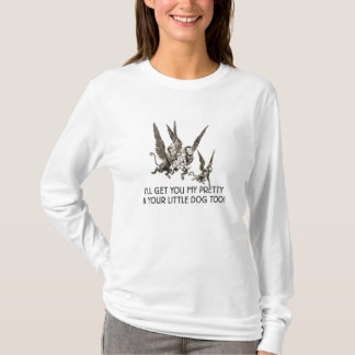 Flying Monkeys Wizard of Oz. T-Shirt