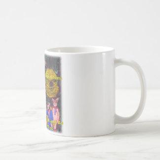 Flying Monkies Classic White Coffee Mug