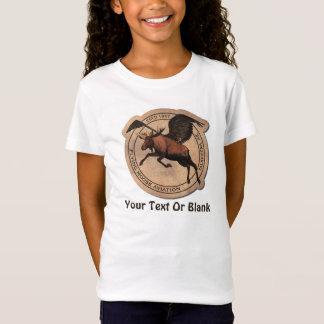 Flying Moose Aviation T-Shirt