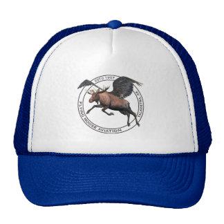 Flying Moose Aviation Trucker Hat