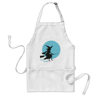 Flying My Way? Adult Apron