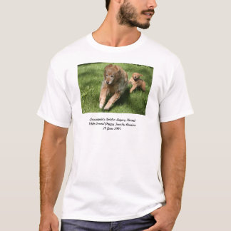 Flying Neptune and Shamus Reunion T-Shirt