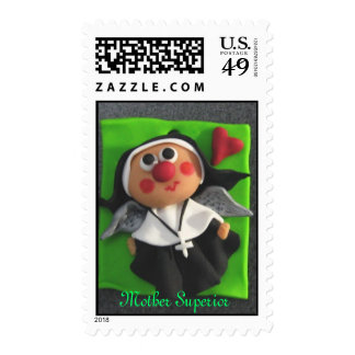 Flying Nun Stamps