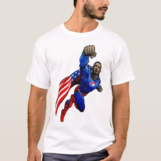 FLYING OBAMA T-Shirt