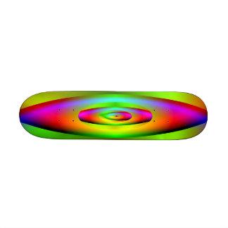 Flying Object Skateboard Deck