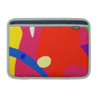 Flying Objects MacBook Air Sleeve