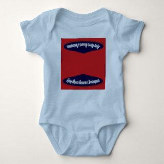 Flying Objects Research & Development Baby Bodysuit
