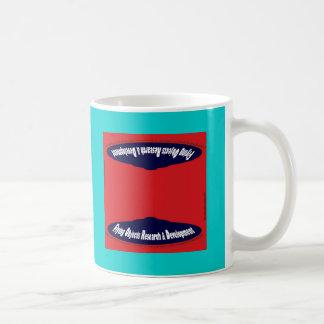 Flying Objects Research & Development Coffee Mug