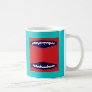 Flying Objects Research & Development Classic White Coffee Mug