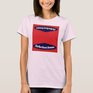 Flying Objects Research & Development T-Shirt