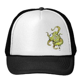 Flying Octopus Eyeball..........Thing Trucker Hat