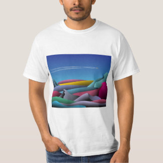 Flying on a Jet plane T-Shirt