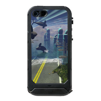 Flying orcas incipio ATLAS ID™ iPhone 5 case