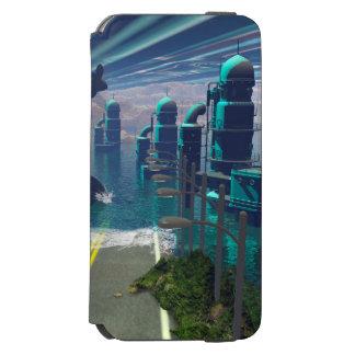 Flying orcas incipio watson™ iPhone 6 wallet case