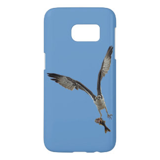 Flying Osprey Carrying a Fish Samsung Galaxy S7 Case