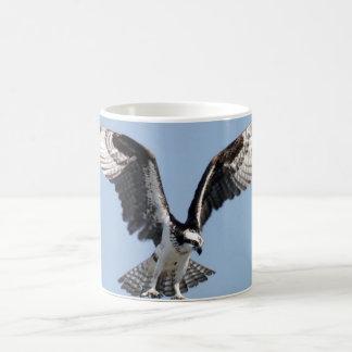 Flying Osprey Coffee Mug