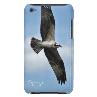 Flying Osprey Fish Hawk Wildlife Photo Barely There iPod Case