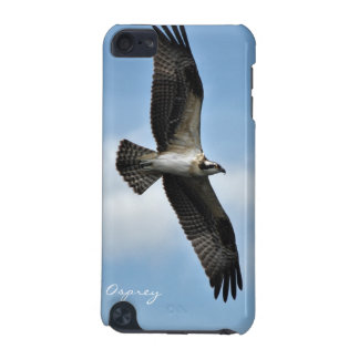 Flying Osprey Fish Hawk Wildlife Photo iPod Touch (5th Generation) Cover