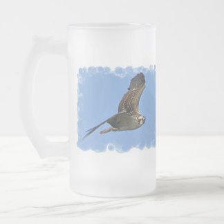 Flying Osprey Frosted Mug