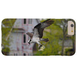 Flying Osprey Hunting and Carrying Caught Fish Barely There iPhone 6 Plus Case