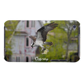 Flying Osprey Hunting for Fish iPod Touch Case-Mate Case