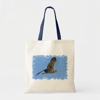 Flying Osprey Small Tote Bag