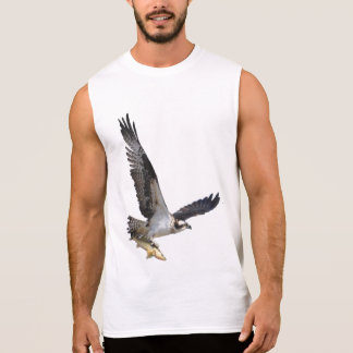 Flying Osprey Wildlife Fashion Series Sleeveless Shirt
