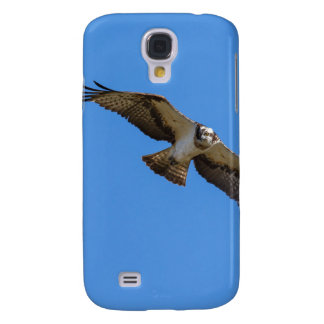 Flying osprey with a target in sight galaxy s4 case