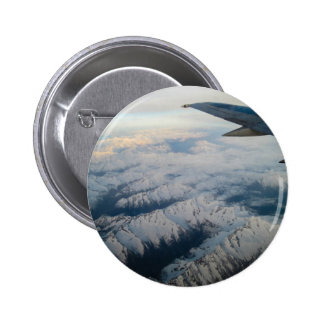 Flying Over Mountains Button