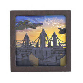 Flying over the Bridge to the Stars Gift Box