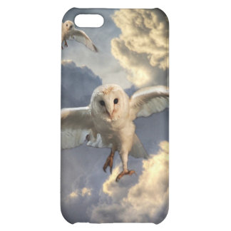 flying owl ipod toch case iPhone 5C cover
