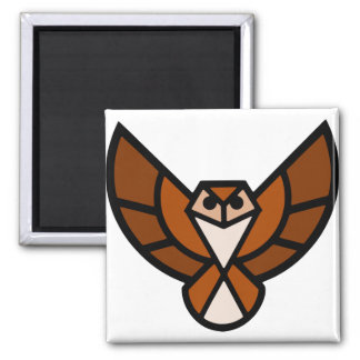 Flying Owl Magnet
