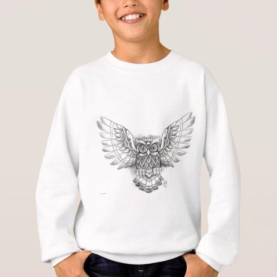 Flying Owl Sweatshirt