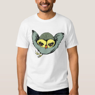 Flying Owl Tee Shirt