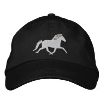 Flying Pace - Gletta Embroidered Baseball Hat