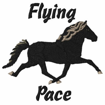 Flying Pace - Gletta Embroidered Polo Shirt