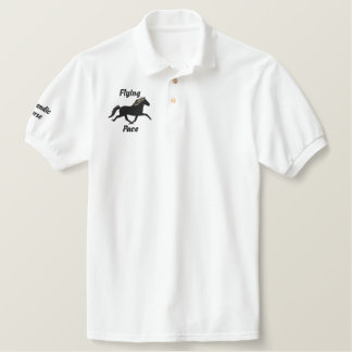 Flying Pace - Gletta Polo Shirt