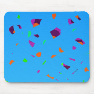 Flying Particles Mouse Mat Mouse Pad
