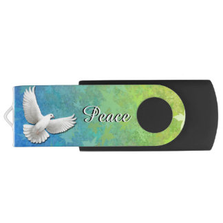 Flying Peace Dove 64GB USB Flash Drive